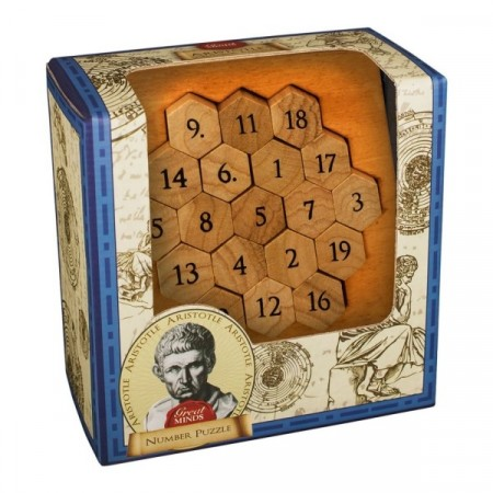 Great Minds - Aristotle´s Number Puzzle