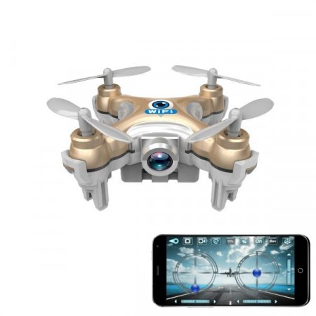 Cheerson CX10W Mini Wifi FPV med kamera
