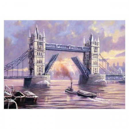 Paint By Numbers - Tower bridge