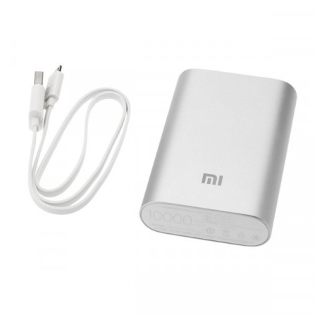 XIAOMI Power Bank / ekstra batteri 10000mAh