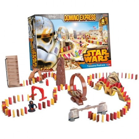Domino Express - Star Wars Pod Race