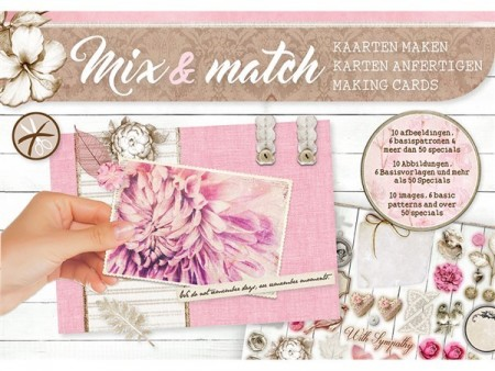 Studiolight Mix & Match Making Cards A5 – With sympathy