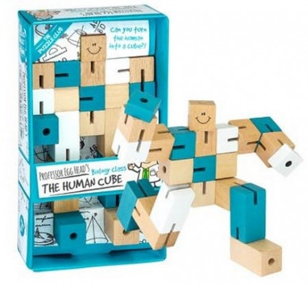 The human cube