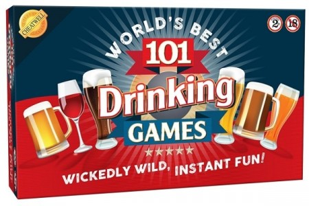101 drinking games - Partyspill