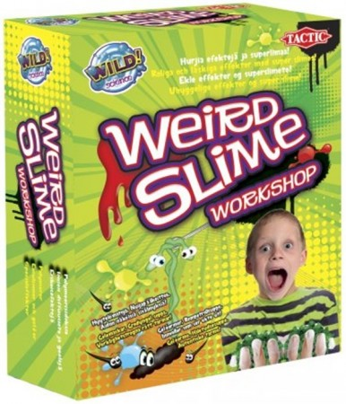 Slime - Weird workshop