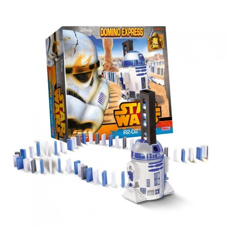 Domino Express - Star wars R2 D2 Dealer