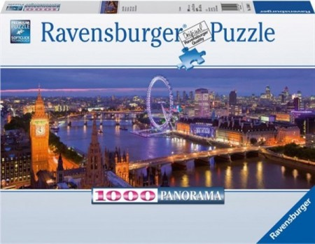 Ravensburger puslespill - London by night