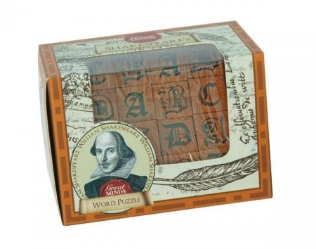 Shakespeare`s word puzzle - IQ test