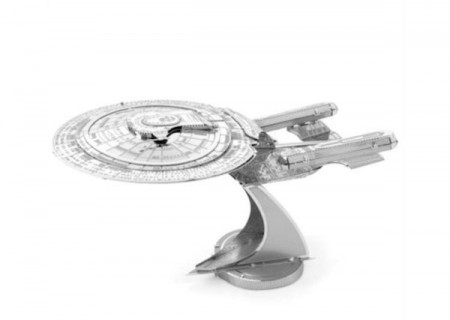 Puslespill 3D metall - STAR TREK - U.S.S Enterprise - NNC-1701-D