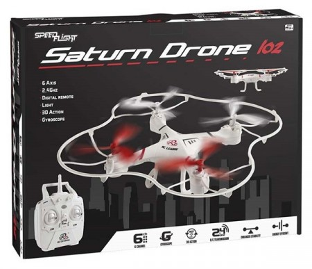 Speedflight Saturn Drone 102