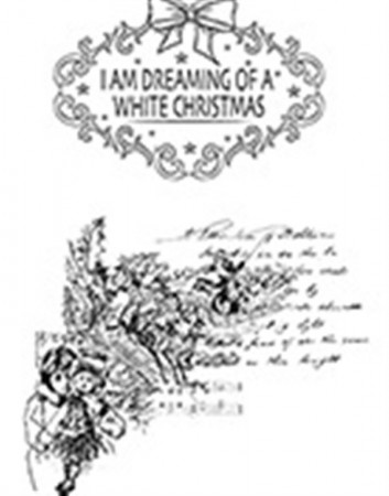 Stempel Marianne Design –  Dreaming of a white Xmas