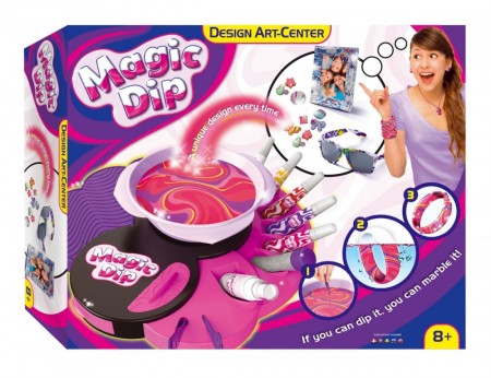 Magic dip - Design center sett