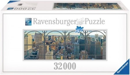 Ravensburger puslespill - New York City 32000