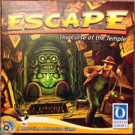 Escape - Curse of the temple