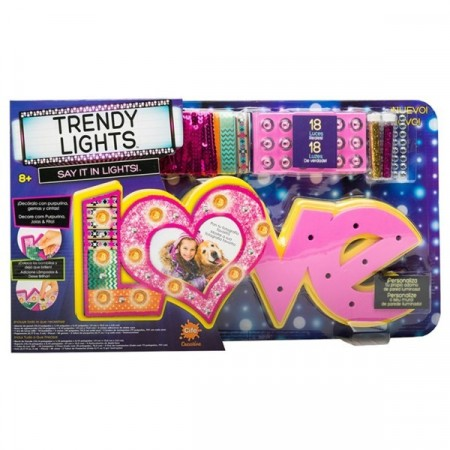 Trendy lights - Designsett LOVE