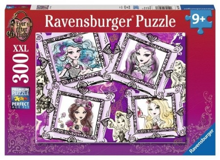 Ravensburger puslespill - Ever After High 300XXL