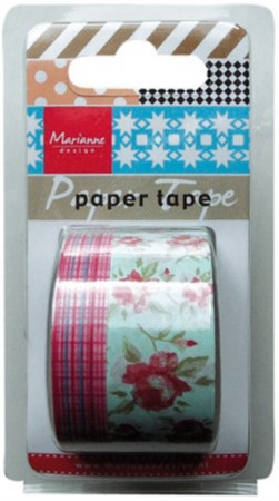 Marianne Design – Paper tape – Roses