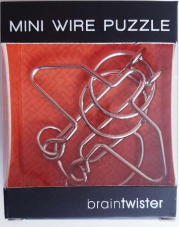 Mini wire puzzle - Flere varianter