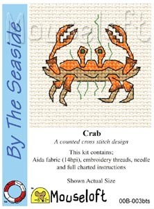 Mini korssting - Crab