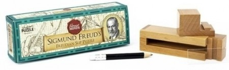 Great Minds - Sigmund Freud´s  - Freudian Slip Puzzle 2/5