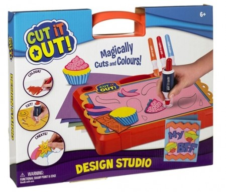 Cut it out - Design studio