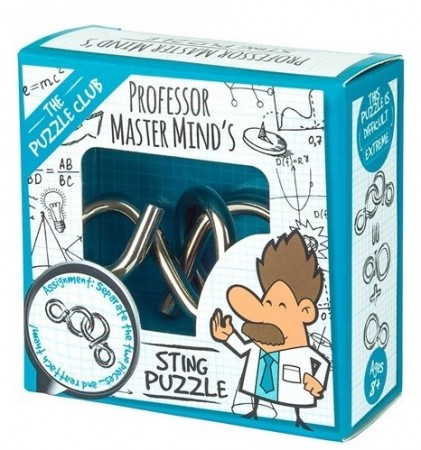 IQ test - Professor Master Mind  2/2