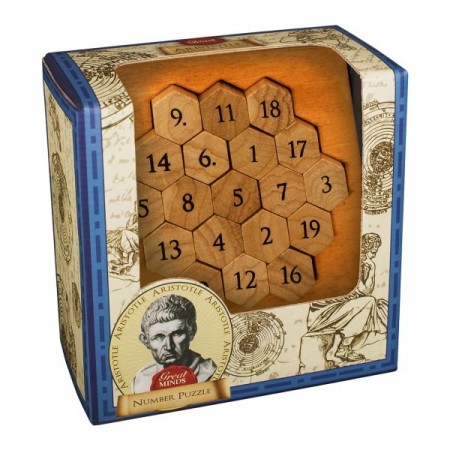 Aristotle`s Number Puzzle  5/5