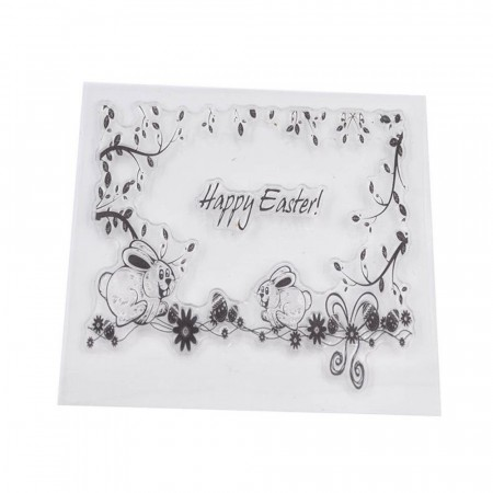 Stempel - Clear stamp - Happy Easter