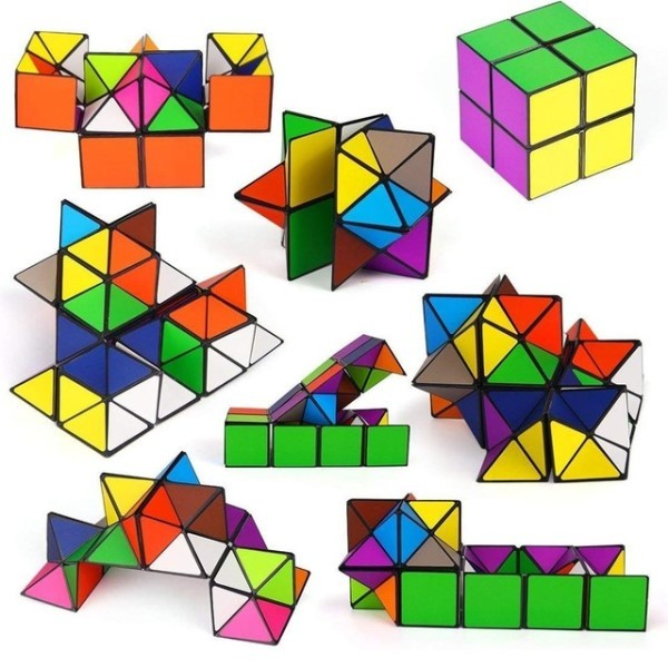 Magic cube - Hjernetrim leke
