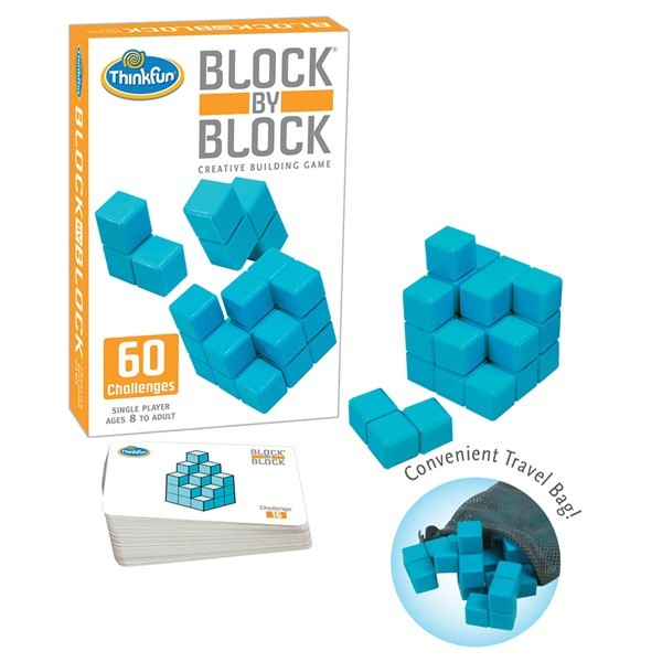 Block by Block - Logikkspill for hele familien