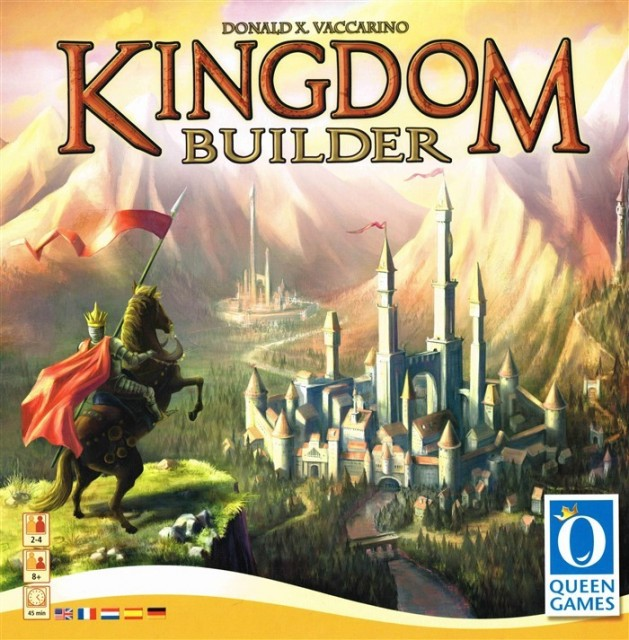 Kingdom Builder - Brettspill eske