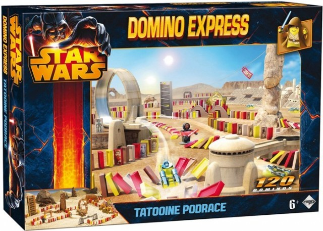 Star Wars - Domino Express eske