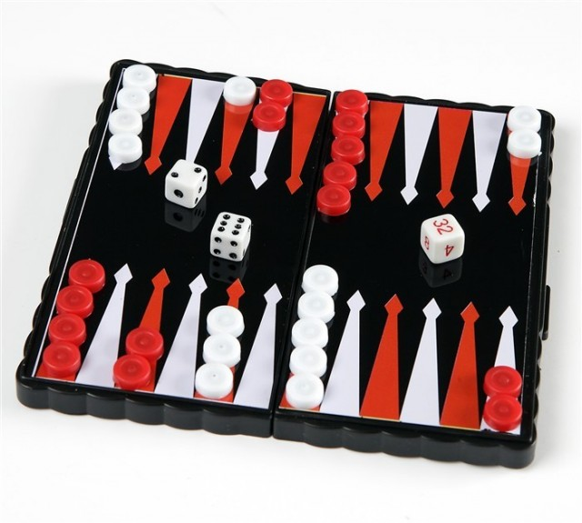 Backgammon Reisespill - Alga