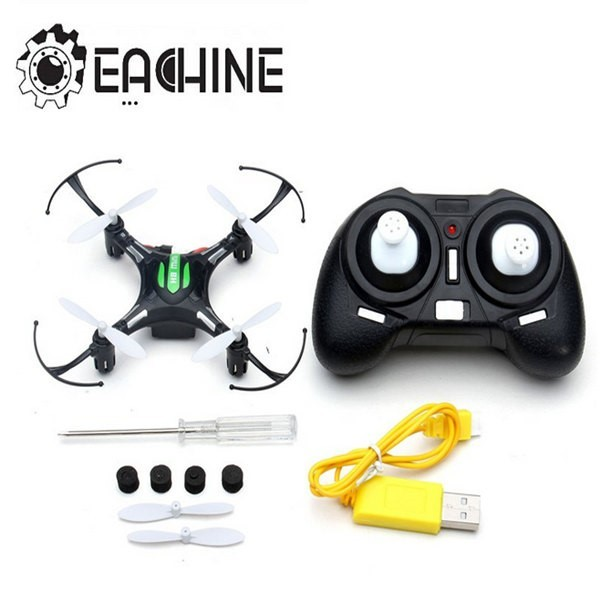 Eachine H8 mini drone - Svart