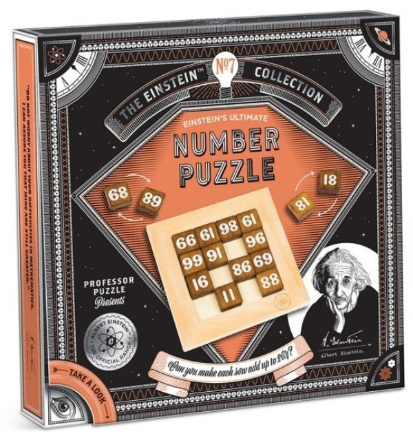 Einstein S Ultimate Number Puzzle 5 5 Braogbillig No